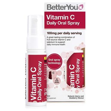 BETTER YOU BETTER YOU VITAMIN C DAILY ORAL SPRAY 25ML