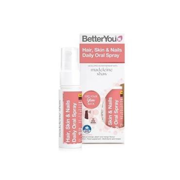 BETTER YOU BETTER YOU HAIR, SKIN & NAILS DAILY ORAL SPRAY 25ML