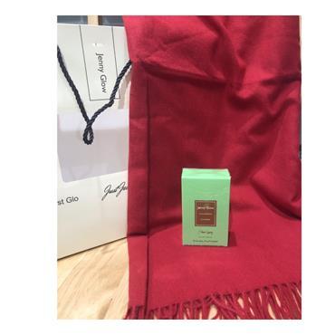 JENNY GLOW 2pc Gift with Fragrance & Pashmina Scarf