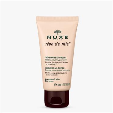 NUXE NUXE REVE DE MIEL HAND & NAIL CREAM 50ML