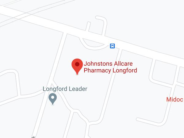 Johnston's Pharmacy, Longford Town, Teffia Park